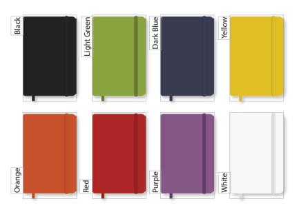 Banbury colour range