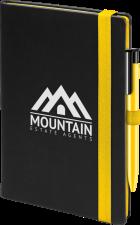 Cody Yellow notebook