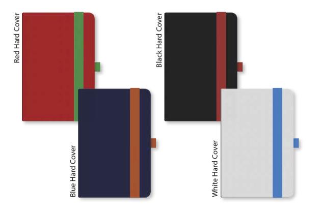 Imagine Notebooks colour range