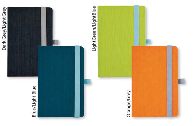 Fabrika Notebook Colour Range