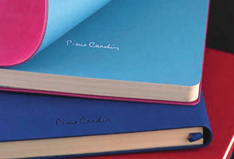 Pierre Cardin Notebook