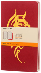 Moleskine with printed logo