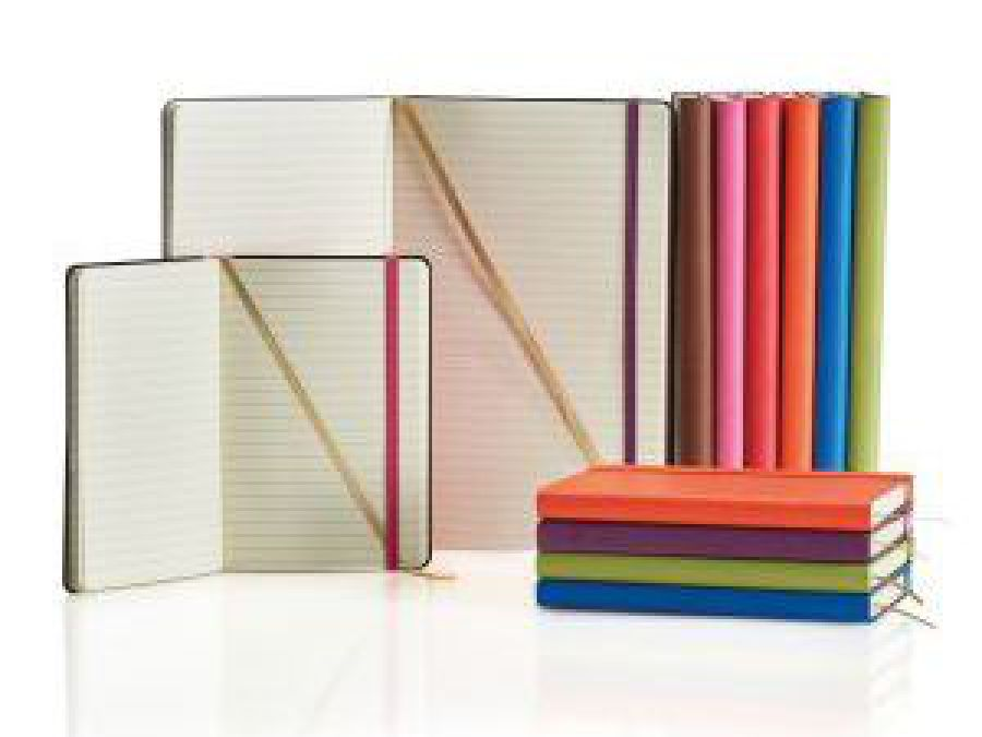 Castelli Range of Notebooks