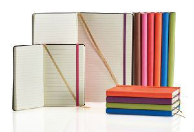Different Size notebooks