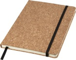 Cork cover A5 notebook