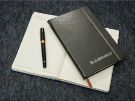 Branded PU Notebooks