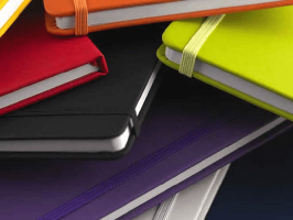 Promotional PU Notebooks